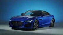 The New Jaguar F-TYPE Highlights