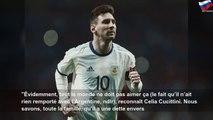 """Barça: """"Messi a une dette envers l'Argentine"""", estime sa mère"""
