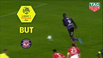 But Yaya SANOGO (40ème pen) / Toulouse FC - AS Monaco - (1-2) - (TFC-ASM) / 2019-20