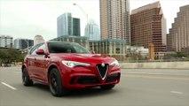 "Alfa Romeo Stelvio Quadrifoglio ist ""Sportscar des Jahres"""
