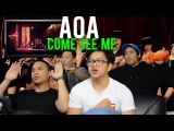 "AOA ""COME SEE ME"" (MV Reaction)"