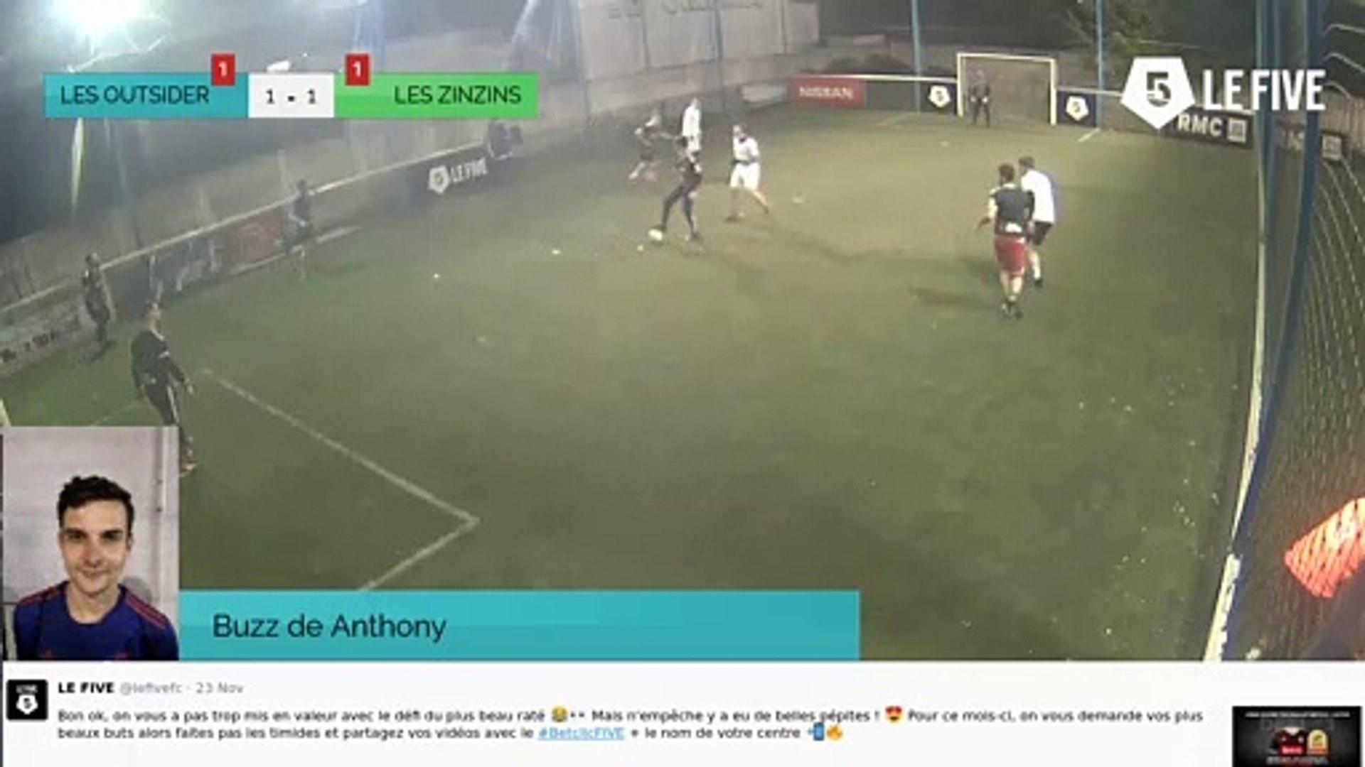 Buzz de Anthony