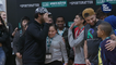 Russell Wilson Surprises Kids With Shopping Spree At Dick's Sporting Goods