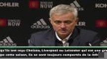 """15e j. - Mourinho : """"Man United est plus à l'aise face aux grandes équipes"""""""
