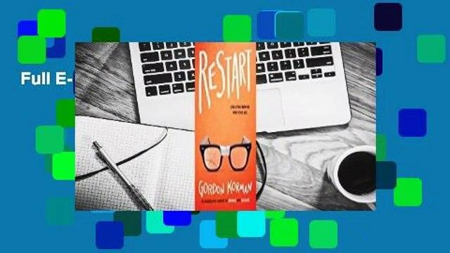 Full E-book  Restart  For Kindle