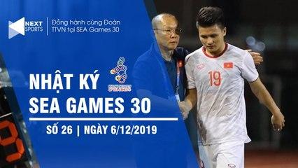 9 Nhật ký SEA Games tối 6-12  Ánh Viên xuất sắc ẵm 2 HCV, Quang Hải bỏ ngỏ khả năng trở lại
