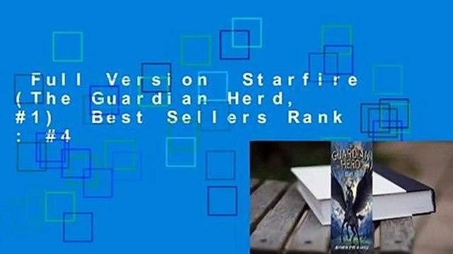 Full Version  Starfire (The Guardian Herd, #1)  Best Sellers Rank : #4