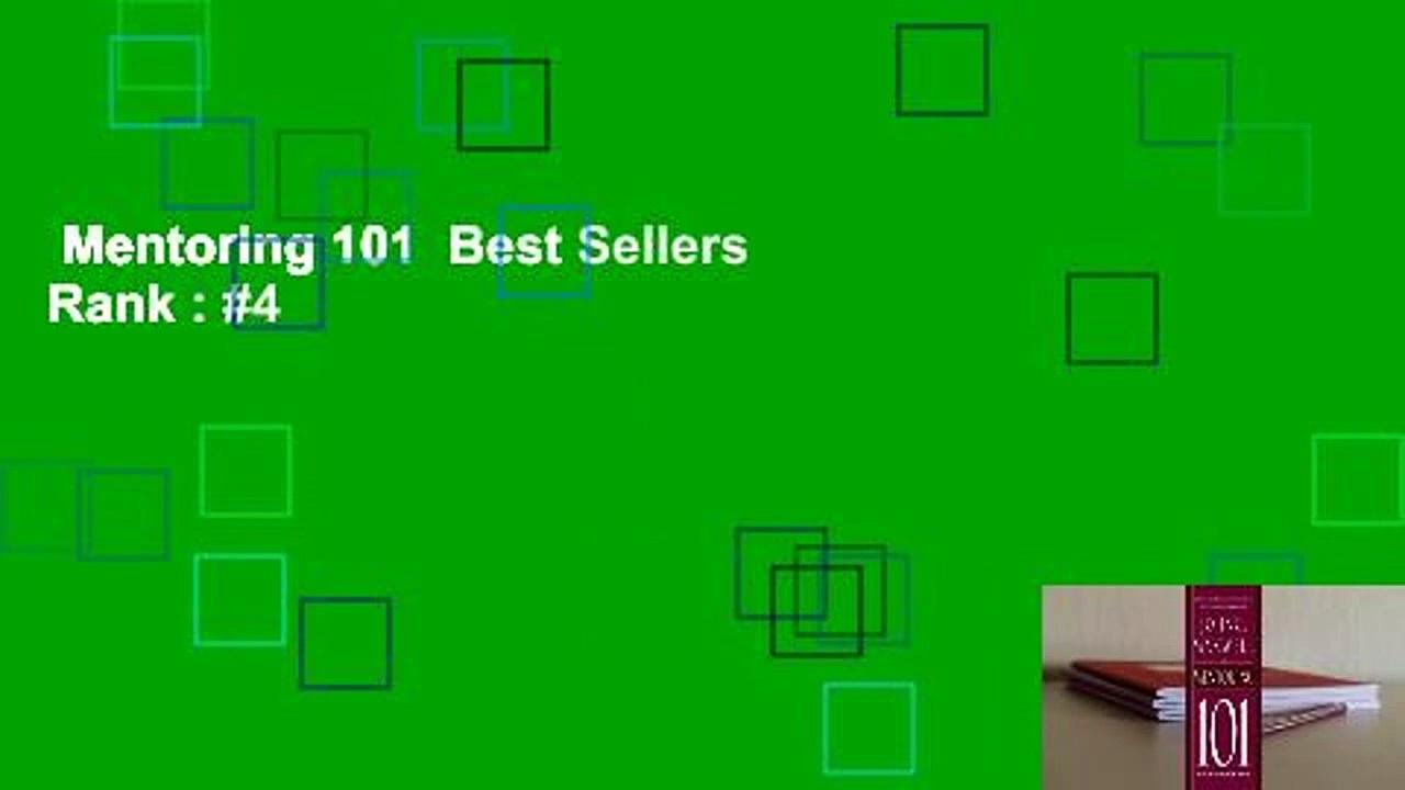 Mentoring 101  Best Sellers Rank : #4