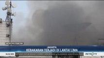 Diduga Akibat Korsleting Listrik, Mall Lokasari Jakbar Terbakar
