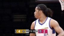 Devin Cannady (16 points) Highlights vs. Santa Cruz Warriors