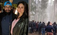 Laal Singh Chaddha On Location Pictures Kareena Kapoor Khan-Aamir Khan Shoot In Picturesque Location In Amritsar