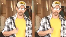 Spotted: Hrithik Roshan at Farmers Cafe in Bandra