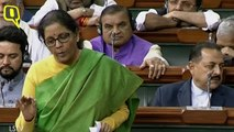 'My Family Doesn't Eat Much Onions': Sitharaman Tells NCP MP in Lok Sabha