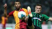 Belhanda Galatasaray'dan ayrılmayı kabul etti