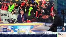 Benoît Serre (ANDRH) : Grève du 5 décembre, quelles mesures mises en place par les entreprises pour y répondre ? - 05/12