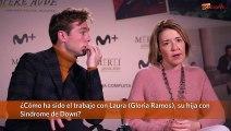 María Pujalte y Carlos Cuevas estrenan Merlí. Sapere aude