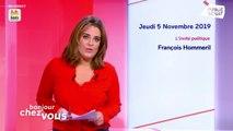 Invité : François Hommeril - Bonjour chez vous ! (05/12/2019)