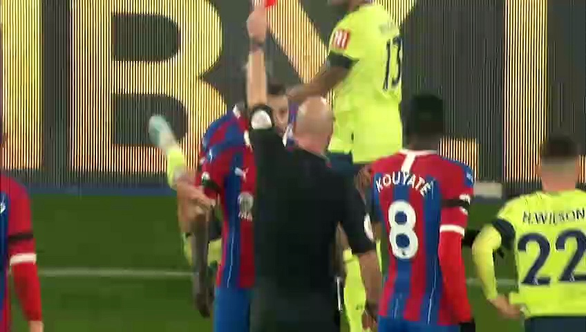 Crystal Palace - Bournemouth (1-0) - Maç Özeti - Premier League 2019/20