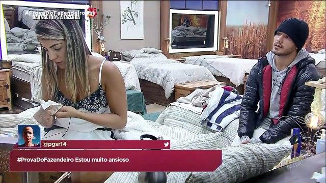 A FAZENDA 11 - ULTIMA PROVA DO FAZENDEIRO - EPISÓDIO 78 - PARTE 1 - 3/12/2019