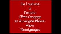 De l'autisme à l'emploi – L'Etat s'engage en Auvergne-Rhône-Alpes