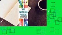 Why Knowledge Matters: Rescuing Our Children from Failed Educational Theories  Best Sellers Rank