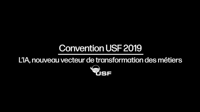 Aftermovie de la Convention USF 2019 - Nantes