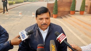 AAP MP Sanjay Singh on onion price rise