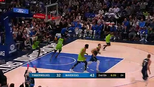 Minnesota Timberwolves 114 - 121 Dallas Mavericks
