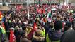 Manifestation contre la réforme des retraites: beaucoup de monde  à Brest !