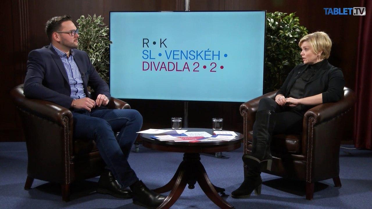 Rok slovenského divadla 2020 má do divadiel priviesť viac návštevníkov