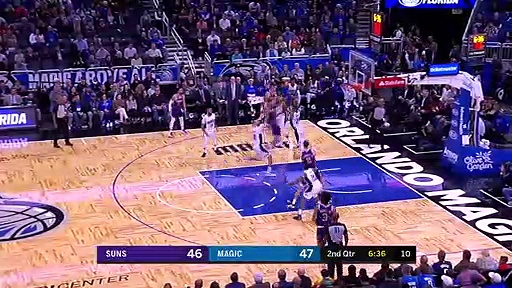 Phoenix Suns 114 - 128 Orlando Magic