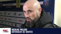 PSG - Nantes : Pallois pas spécialement impressionné par le duo Neymar-Mbappé