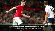 Solskjaer and Mourinho laud 'undroppable' McTominay