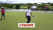 Rozner presque parfait - Golf - Tour européen