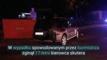 Były burmistrz Pajęczna skazany za śmiertelne potrącenie motocyklisty