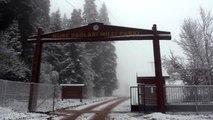 Küre Dağlarında doğaseverler için yeni kamp alanı oluşturuldu