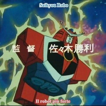 Saikyo Robo Daioja - 27 Sub Ita