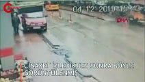 Ceren'in katili Özgür Arduç cinayetten sonra sokakta böyle gezmiş