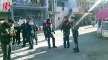 İzmir'de çatışma: Yaralılar var