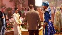 Will Smith offers no nonsense advice to his 'Aladdin' co-star