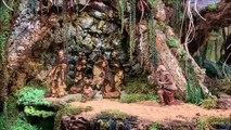 Valladolid presenta su Belén Monumental inspirado en Avatar
