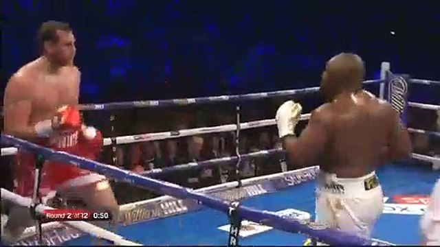 Dereck Chisora vs David Price 26-10-2019