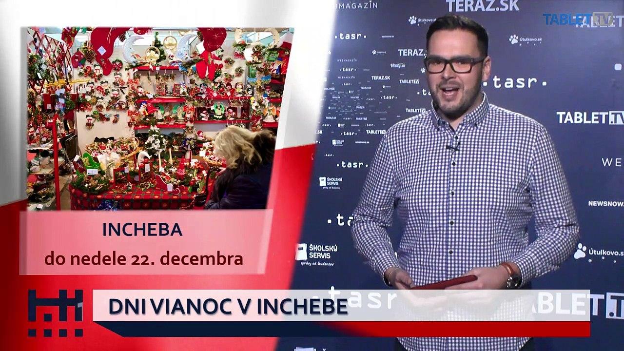 POĎ VON: Vianočné trhy v Rači a Hratislava v Inchebe