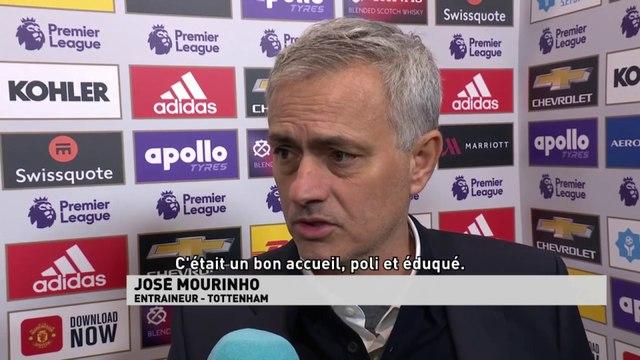 Mourinho manque son retour à Old Trafford