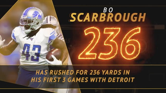 Fantasy Hot or Not - Scarbrough makes roaring start with Lions