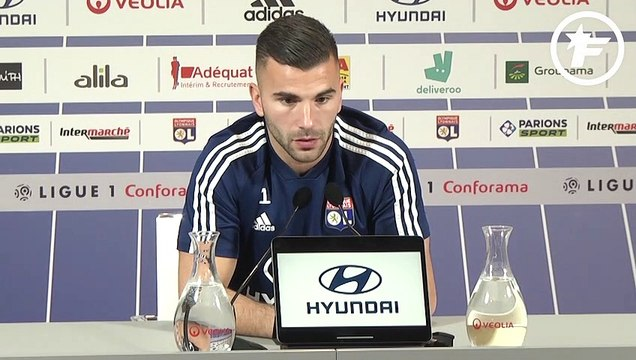 OL : le cri du coeur d'Anthony Lopes