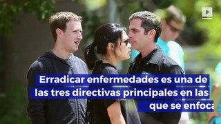 Mark Zuckerberg y Priscilla Chan quieren curar todas las enfermedades para 2100