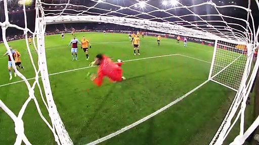 Wolves - West Ham United (2-0) - Maç Özeti - Premier League 2019/20