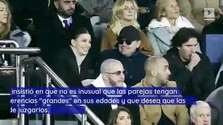 Camila Morrone defiende su diferencia de edad con Leonardo DiCaprio