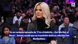 Caitlyn Jenner dice que ella y Khloé Kardashian no han hablado en 5 años